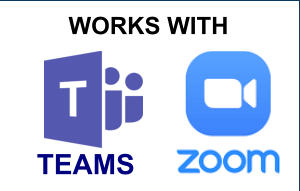 WORKS WITH TEAMS